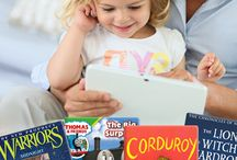 Books and Reading for Kids / Book lists, ideas to help struggling readers, and more