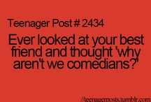 Just some funnies.(:
