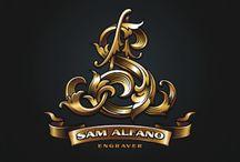 Logo Design Inspiration / by Tomasz Kucharski | Qchar Design