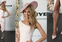 """Trackside: Crown Oaks Day 2014 / The Melbourne Cup drew some show-stopping ensembles but Crown Oaks Day—often called """"Ladies Day""""—is the main event when it comes to race wear. Check out our favourite looks…"""