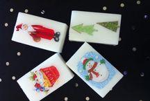 Xmas gifts / Soap