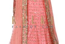 Anarkali Suit Designs
