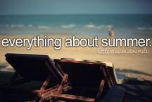 I Love Summer!!!