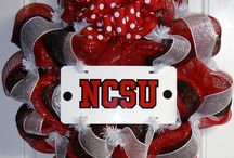 Wreaths-College Teams / by Sherri Hall