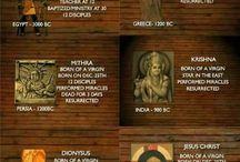 Gods and World Civilisations / Podobnost čistě náhodná ?