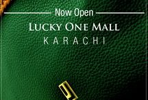 Now open at LuckyOne mall Karachi.