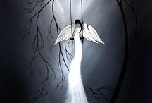 Broken wings and broken hearts and broken people