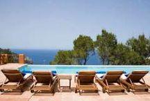 Luxury Villa - Pool - Ibiza - Sao Miguel / Luxury villa with infinity pool, with stunning sea views.