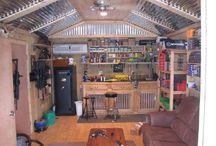 Guns' room