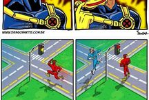 Heroes fun moments