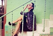 Inspirational Fashion shoots