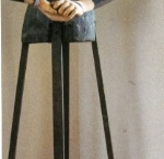 Santos Dolls, Icons & Altars /  Shrines, Religious Art, Sculpture and Artefacts / by Susan Garnett