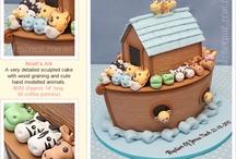 cake - Noah ark