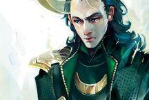 Loki: Fan Art