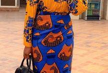 Dress / African Dress. Women Dress. Wedding dress.  /// Dress that I want to wear.