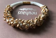 Kumihimo&Jewelry - my work / Kumihimo necklace, Kumihimo earrings, Kumihimo bracelet, Kumihimo sets