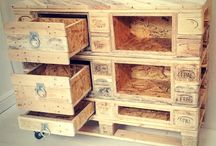 pallet sideboards  etc