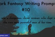 Literacy - Writing prompts