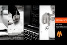 Web Design & Application Development / AJM Softwares is a custom web application development company, offers responsive & creative website design & development services for your business from India & USA.