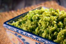 Mexican Rice Dishes