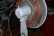 Air Cooling ideas