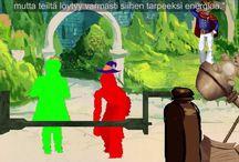 TVTpeda2015 / Oulun yliopiston tieto- ja viestintätekniikka pedagogisena työvälineenä -kurssiin liittyvää materiaalia