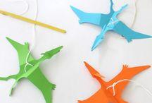 Dino crafts
