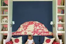 Kids rooms / by Brittany Simmon