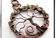 Jewelry Making Ideas / by Carol Vaughn