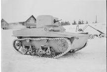 Light tank T-37 / Czołg lekki T-37