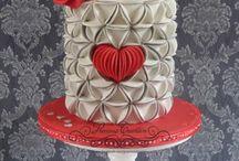 cake ideas / by Corinne Waddington-Smyth