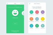 Mobile UI Animation