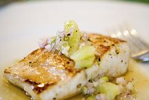 Seafood - great for Lent / by Dolce Trece