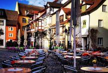 Seen ✓ / Constance & Prague & Strasbourg & Zurich & Heidelberg & Munich & Meersburg & Insel Mainau & Freiburg