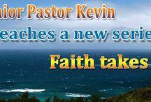 Faith takes it!