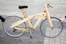 Cargo Wood & Metal Cycles