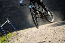 M T B / I like all things downhill, especially on a bike