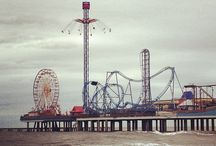 Galveston, Texas / Connections to the Island