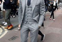 Wedding mám suit