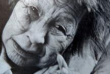 Inuit tatoos