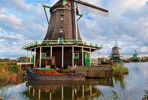 Molens & Windmills in Nederland