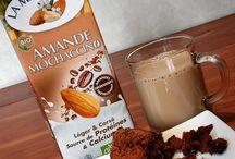 Lait d'Amande Mochaccino / Mariage gourmand, intense et délicat, ce lait d'Amande Mochaccino est idéal pour bien commencer la journée