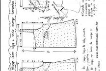 blusa ciganinha modelagem