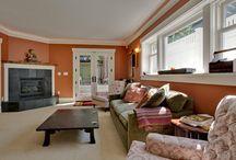 Living Room / by Jacki Bowers