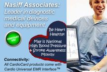 PC BASED DIAGNOSTIC CARDIOLOGY DEVICES! / PC Based Heart Healthcare