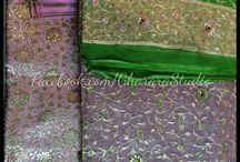 Gharara material / Gharara material.. We will provide complete stitched Gharara, just choose the material