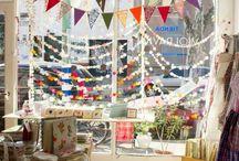 MERCERIA TITTY (Titty craft shop) / Merceria Titty, Tessuti patchwork, filati da ricamo, corsi e free demo, cucito creativo. Viale S. Agostino 300, 36100 Vicenza, Italy