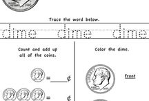 Coins, Counting, and Currency Worksheets