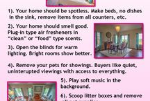 Infographics by Pink Realty / We can help you sell your home fast!  These are tips for success.