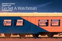 Harper Lee @HarperCollins / Ve y pon un centinela, la esperada segunda novela de Harper Lee - wazogate.com